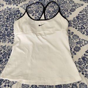 Nike Tennis/Athletic Racerback Dri-fit Top